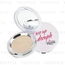 LadyKin - Close Up Decuple Fitting Cover Pact SPF 30 PA++ (#21 Light Beige)