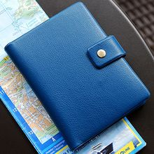 Full House - PU Passport Travel Wallet