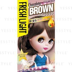 Schwarzkopf - Fresh Light Milky Hair Color (Chocolate Brown)
