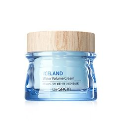 The Saem - Iceland Water Volume Hydrating Cream (For Combination Skin) 80ml