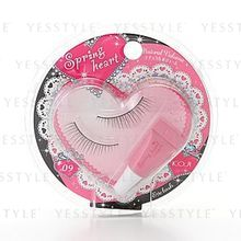 Koji - Spring Heart Eyelash (#09 Natural Volume)