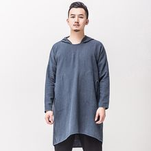 Ashen - Hooded Long Top