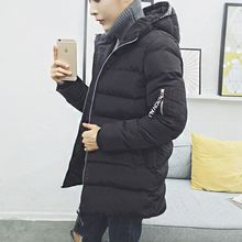 ZZP HOMME - Hooded Long Padded Coat