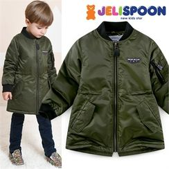 JELISPOON - Kids Long Flight Jacket