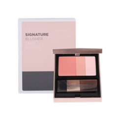 The Face Shop - Signature Blusher (#02 Sugar Rose)