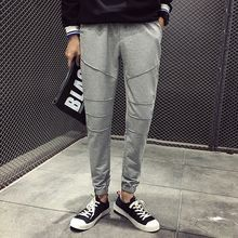 JVR - Pleated Slim-Fit Sweatpants