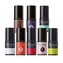 The Saem - Eco Soul Nail Collection UV Gel