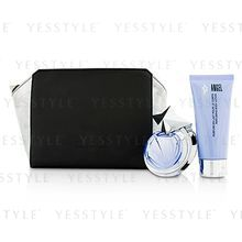 Thierry Mugler - Angel The Magic Mugler Coffret: Eau De Toilette Refillable Spray 40ml/1.4oz + Body Lotion 100ml/3.5oz + Pouch
