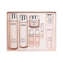 O HUI - Miracle Moisture Special Set: Skin Softener 150ml + 20ml + Emulsion 130ml + 20ml + Cream 30ml + 7ml + Essence 3ml + Cleansing Foam 40ml