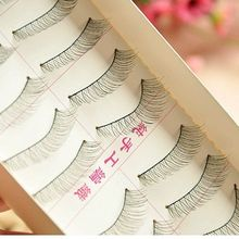 Magic Beauty - False Eyelashes #218 (10 pairs)