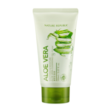 Nature Republic - Soothing & Moisture Aloe Vera Cleansing Gel Foam 150ml