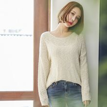 Seoul Fashion - Long-Sleeve Knit Top