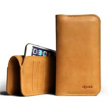 dpark - Leather Mobile Pouch - iPhone 6 / 6 Plus