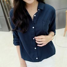 CLICK - Tab-Sleeve Shirt