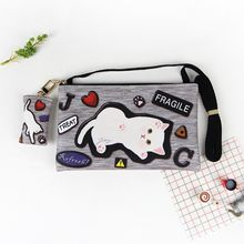 BABOSARANG - 'Choo Choo' Cat Series Mini Cross Bag
