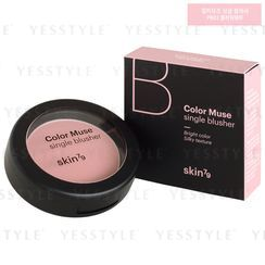 SKIN79 - Color Muse Single Blusher (#PK01 Flower Way)