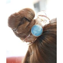 Miss21 Korea - Marble Hair Clamp