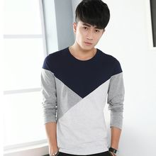 Seahound - Colour Block Long-Sleeve T-shirt