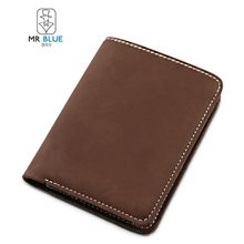 MR.BLUE - Genuine Leather Wallet