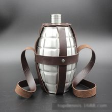 Hadaly - Grenade Stainless Steel Wine Bottle