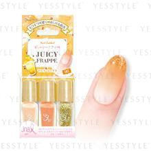 LUCKY TRENDY - Juicy Frappe Nail Polish #Mango
