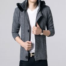 JEUX - Ribbed Knit Jacket