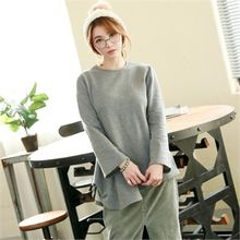 GLAM12 - Long Sleeve Panel T-Shirt