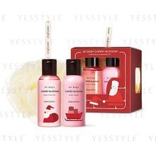 Innisfree - My Cherry Blossom Body Set (X-MAS Limited)