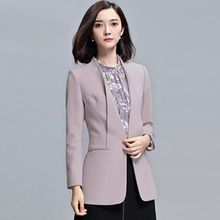Sentubila - Hook-and-Eye Closure Blazer
