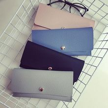 Bagalow - Snap-Button Long Wallet