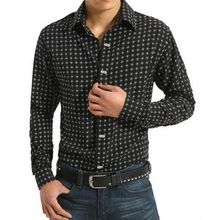 JIBOVILLE - Patterned Shirt