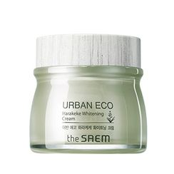The Saem - Urban Eco Harakeke Whitening Cream 60ml