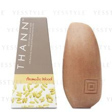 THANN - Aromatic Wood Rice Grain Soap Bar