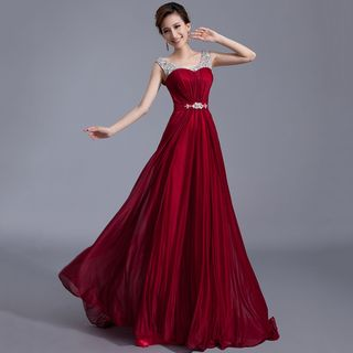 OTONO - Embellished Evening Gown