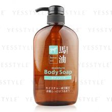 Kumano - Horse Oil Moisture Body Soap