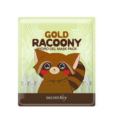 Secret Key - Gold Racoony Hydro Gel Mask Pack Set 5pcs