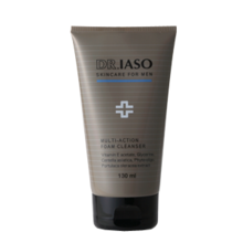 IASO - Multi-Action Foam Cleanser For Men 130ml