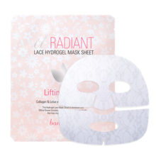 banila co. - It Radiant Lace Hydrogel Mask Sheet - Lifting