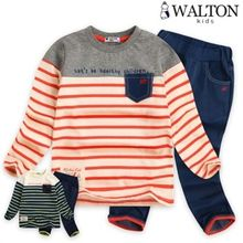 WALTON kids - Kids Set: Stripe T-Shirt + Pants