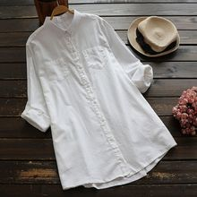 YOYO - Tab-Sleeve Long Shirt