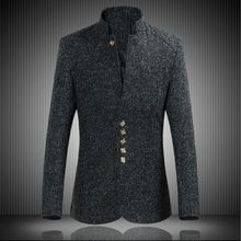 Blueforce - Stand Collar Blazer