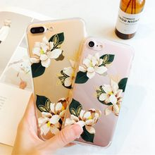 Milk Maid - Floral iPhone6/6Plus/7/7Plus Case