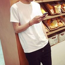 Arthur Look - Plain Short Sleeve T-Shirt
