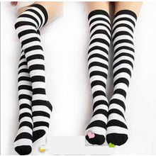 Cosgirl - Striped Knee Socks