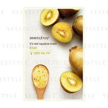 Innisfree - It's Real Squeeze Mask (Kiwi)