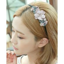 Miss21 Korea - Flower Cluster Hair Band