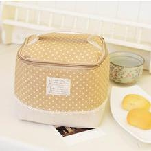 Bags 'n Sacks - Polka Dot Print Lunch Bag