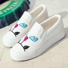Pixie Pair - Cat Slip Ons