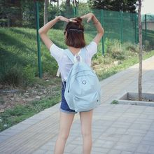 Seok - Denim Backpack