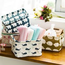 Red Unicorn - Printed Storage Basket